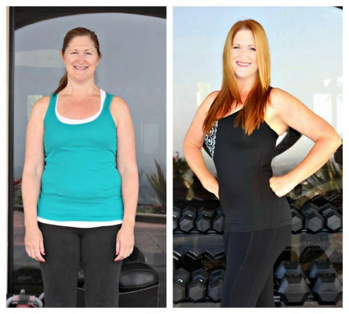 Lose fat, tighten and tone all over!