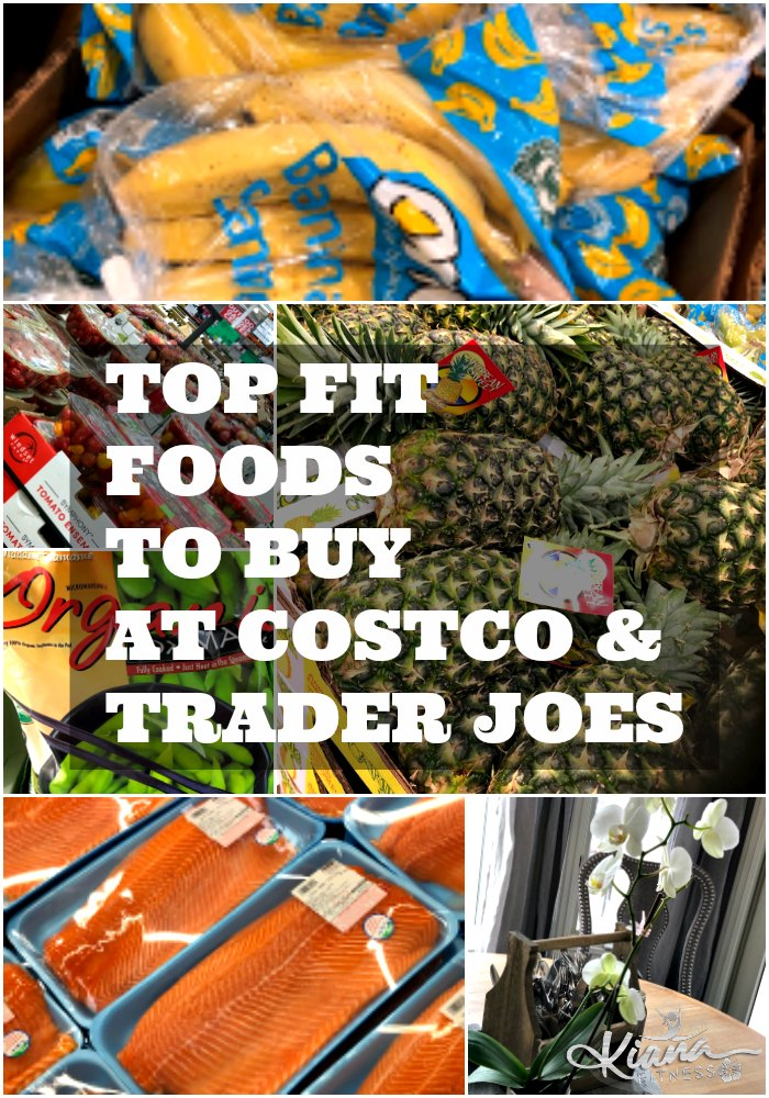 Bulk Buys: Fit Foods I Always Buy at Trader Joes & Costco | KIANA TOM