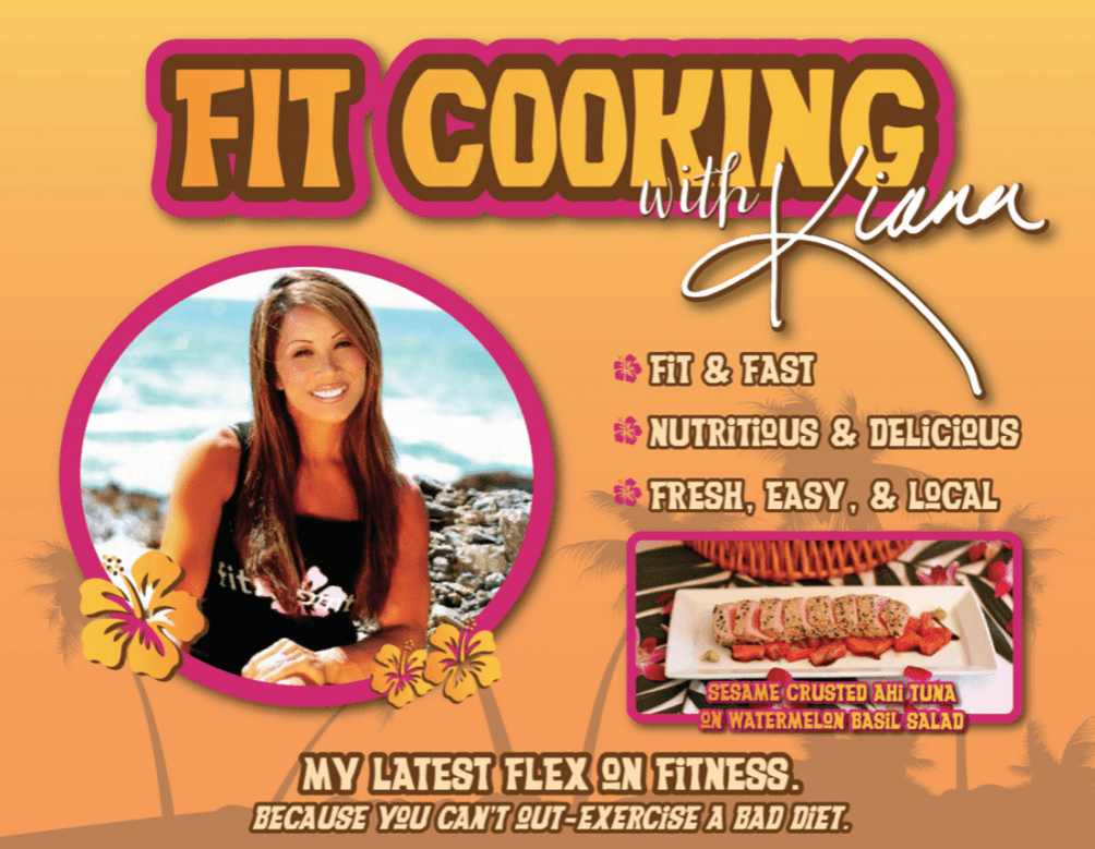 FIT COOKING WITH KIANA TOM
