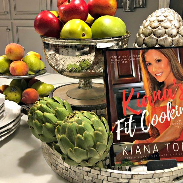 Kiana's Fit Cooking Book Artichokes Fruit 1800x web
